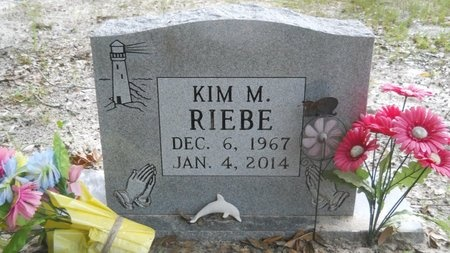 RIEBE, KIM MARIE - Baldwin County, Alabama | KIM MARIE RIEBE - Alabama Gravestone Photos