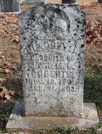 ROBERTS, GLADSEY I - Blount County, Alabama | GLADSEY I ROBERTS - Alabama Gravestone Photos
