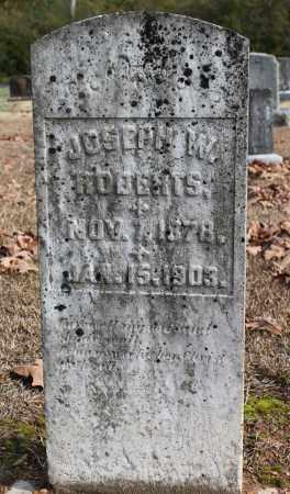 ROBERTS, JOSEPH W - Blount County, Alabama   JOSEPH W ROBERTS - Alabama Gravestone Photos