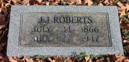 ROBERTS, J I - Blount County, Alabama | J I ROBERTS - Alabama Gravestone Photos