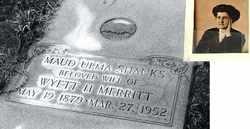 MERRITT, MAUD ULMA - Butler County, Alabama | MAUD ULMA MERRITT - Alabama Gravestone Photos