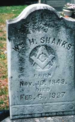 SHANKS, WILLIAM HENRY - Butler County, Alabama | WILLIAM HENRY SHANKS - Alabama Gravestone Photos