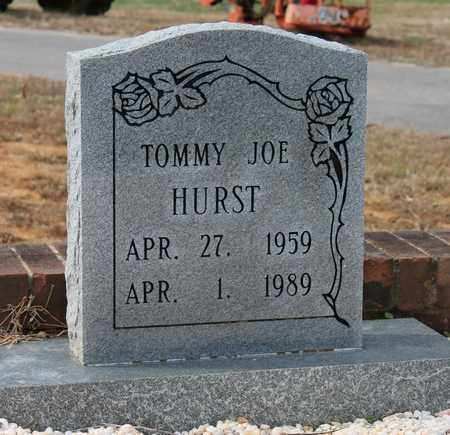 HURST, TOMMY JOE - Calhoun County, Alabama | TOMMY JOE HURST - Alabama Gravestone Photos