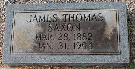 SAXON, JAMES THOMAS - Calhoun County, Alabama | JAMES THOMAS SAXON - Alabama Gravestone Photos