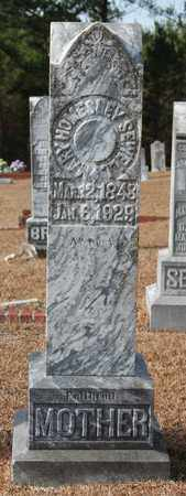 HOMESLEY SEWELL, MARY - Calhoun County, Alabama | MARY HOMESLEY SEWELL - Alabama Gravestone Photos