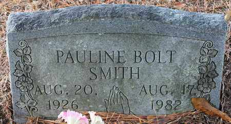 BOLT SMITH, PAULINE - Calhoun County, Alabama | PAULINE BOLT SMITH - Alabama Gravestone Photos