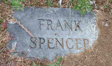 SPENCER, FRANK - Calhoun County, Alabama | FRANK SPENCER - Alabama Gravestone Photos