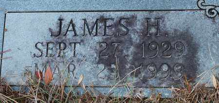TILLISON (CLOSEUP), JAMES H - Calhoun County, Alabama | JAMES H TILLISON (CLOSEUP) - Alabama Gravestone Photos