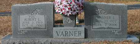 VARNER, ALBERT LANE - Calhoun County, Alabama   ALBERT LANE VARNER - Alabama Gravestone Photos