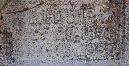 COTHRAN (CLOSEUP), W E - Cherokee County, Alabama | W E COTHRAN (CLOSEUP) - Alabama Gravestone Photos