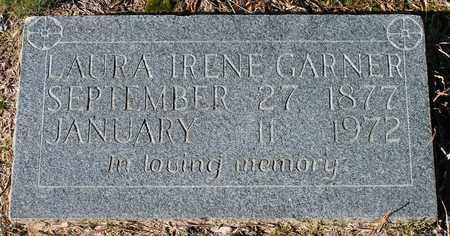 GARNER, LAURA IRENE - Cherokee County, Alabama   LAURA IRENE GARNER - Alabama Gravestone Photos