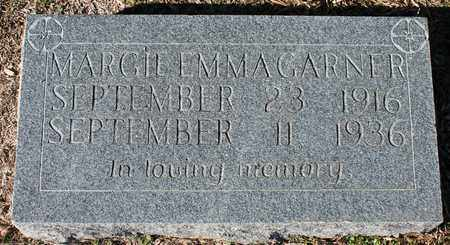 GARNER, MARGIE EMMA - Cherokee County, Alabama | MARGIE EMMA GARNER - Alabama Gravestone Photos