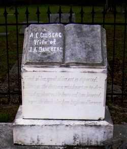 DAHLBERG, A.C. - Choctaw County, Alabama | A.C. DAHLBERG - Alabama Gravestone Photos