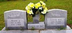 DAHLBERG, FRANK J. - Choctaw County, Alabama | FRANK J. DAHLBERG - Alabama Gravestone Photos