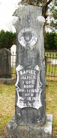 LONG, DANIEL JAMES - Choctaw County, Alabama | DANIEL JAMES LONG - Alabama Gravestone Photos
