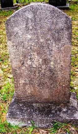 LONG, INFANT DAUGHTER - Choctaw County, Alabama | INFANT DAUGHTER LONG - Alabama Gravestone Photos