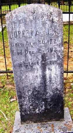 LONG, ROBERT A. - Choctaw County, Alabama   ROBERT A. LONG - Alabama Gravestone Photos