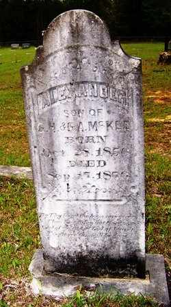 MCKEE, ALEXANDER - Choctaw County, Alabama | ALEXANDER MCKEE - Alabama Gravestone Photos