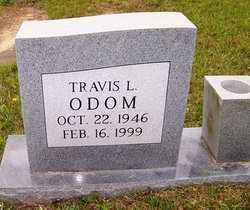 ODOM, TRAVIS L. - Choctaw County, Alabama | TRAVIS L. ODOM - Alabama Gravestone Photos