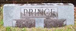 PRINCE, MARY F. - Choctaw County, Alabama | MARY F. PRINCE - Alabama Gravestone Photos
