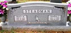 STEADMAN, ARNOLD L. - Choctaw County, Alabama | ARNOLD L. STEADMAN - Alabama Gravestone Photos