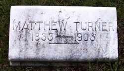 TURNER, DR. MATTHEW - Choctaw County, Alabama | DR. MATTHEW TURNER - Alabama Gravestone Photos