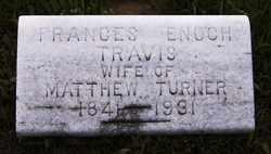 TURNER, FRANCES ENOCH - Choctaw County, Alabama | FRANCES ENOCH TURNER - Alabama Gravestone Photos