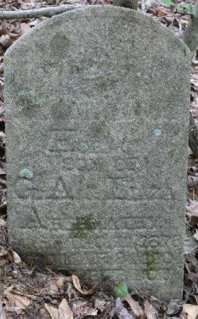 ABERNATHY, HORACE - Colbert County, Alabama   HORACE ABERNATHY - Alabama Gravestone Photos