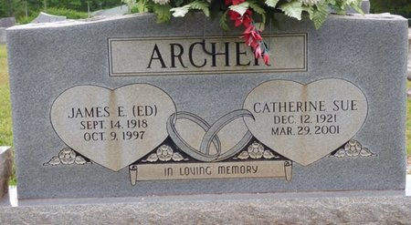 "ARCHER, JAMES E ""ED"" - Colbert County, Alabama 