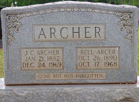 ARCHER, JODIE BELLE - Colbert County, Alabama | JODIE BELLE ARCHER - Alabama Gravestone Photos