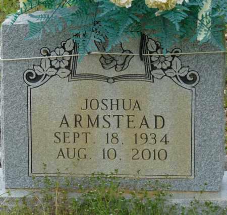 ARMSTEAD, JOSHUA - Colbert County, Alabama   JOSHUA ARMSTEAD - Alabama Gravestone Photos