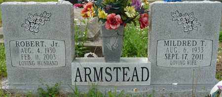 ARMSTEAD, MILDRED T - Colbert County, Alabama | MILDRED T ARMSTEAD - Alabama Gravestone Photos