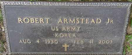 ARMSTEAD JR. (VETERAN KOR), ROBERT (NEW) - Colbert County, Alabama | ROBERT (NEW) ARMSTEAD JR. (VETERAN KOR) - Alabama Gravestone Photos