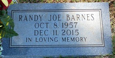 BARNES, RANDY JOE - Colbert County, Alabama   RANDY JOE BARNES - Alabama Gravestone Photos