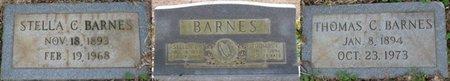 CREEKMORE BARNES, STELLA - Colbert County, Alabama | STELLA CREEKMORE BARNES - Alabama Gravestone Photos