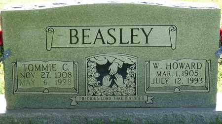 BEASLEY, WALTER HOWARD - Colbert County, Alabama | WALTER HOWARD BEASLEY - Alabama Gravestone Photos