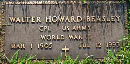 BEASLEY (VETERAN WWII), WALTER HOWARD (NEW) - Colbert County, Alabama | WALTER HOWARD (NEW) BEASLEY (VETERAN WWII) - Alabama Gravestone Photos
