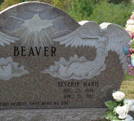 BEAVER, BEVERLY MARIE - Colbert County, Alabama | BEVERLY MARIE BEAVER - Alabama Gravestone Photos