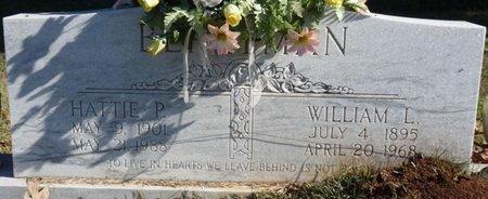 BERRYMAN, WILLIAM L - Colbert County, Alabama | WILLIAM L BERRYMAN - Alabama Gravestone Photos