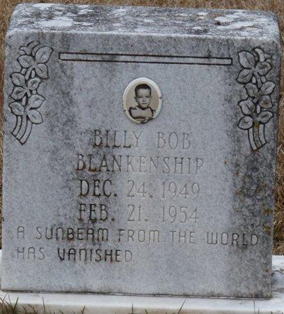 BLANKENSHIP, BILLY BOB - Colbert County, Alabama | BILLY BOB BLANKENSHIP - Alabama Gravestone Photos