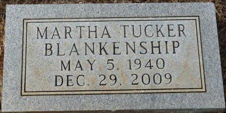 BLANKENSHIP, MARTHA - Colbert County, Alabama | MARTHA BLANKENSHIP - Alabama Gravestone Photos