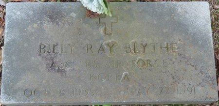 BLYTHE (VETERAN KOREA), BILLY RAY - Colbert County, Alabama   BILLY RAY BLYTHE (VETERAN KOREA) - Alabama Gravestone Photos