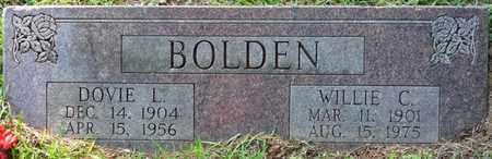 BOLDEN, WILLIE C - Colbert County, Alabama | WILLIE C BOLDEN - Alabama Gravestone Photos