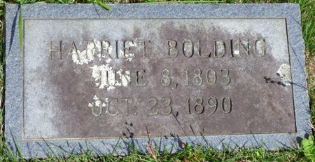 BOLDING, HARRIET - Colbert County, Alabama | HARRIET BOLDING - Alabama Gravestone Photos