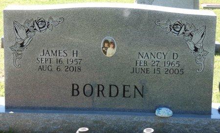 BORDEN, JAMES HAROLD - Colbert County, Alabama | JAMES HAROLD BORDEN - Alabama Gravestone Photos