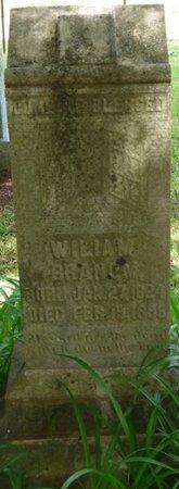 BRANOM, WILLIAM - Colbert County, Alabama | WILLIAM BRANOM - Alabama Gravestone Photos
