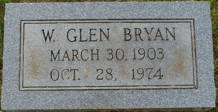 BRYAN, WILLIAM GLEN - Colbert County, Alabama | WILLIAM GLEN BRYAN - Alabama Gravestone Photos