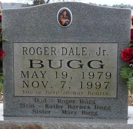 BUGG JR., ROGER DALE - Colbert County, Alabama | ROGER DALE BUGG JR. - Alabama Gravestone Photos