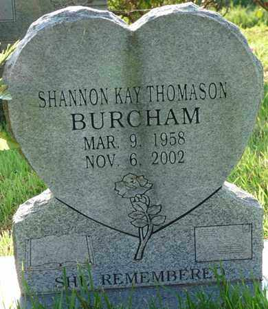 BURCHAM, SHANNON KAY - Colbert County, Alabama   SHANNON KAY BURCHAM - Alabama Gravestone Photos
