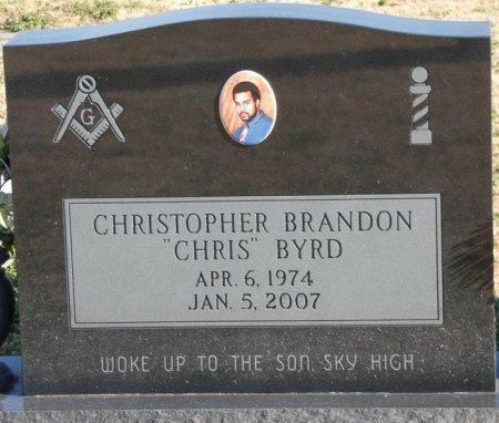 "BYRD, CHRISTOPHER BRANDON ""CHRIS"" - Colbert County, Alabama | CHRISTOPHER BRANDON ""CHRIS"" BYRD - Alabama Gravestone Photos"